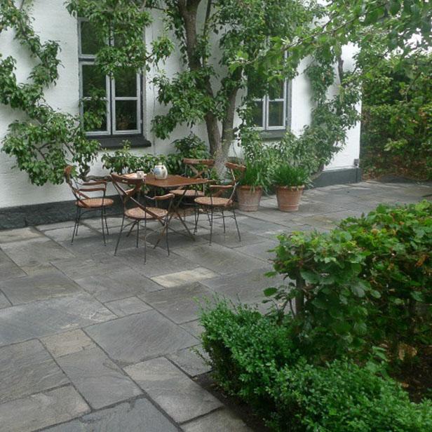 Naturste er en god investering i haven ved salg af ejendommen