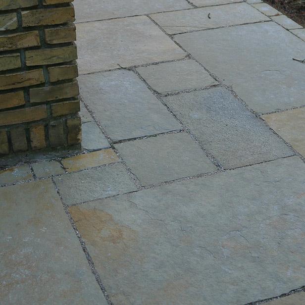 fliser tilpasning omkring hjørne Beige Limestone