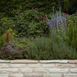 mursten natursten sandsten Sandstone havemur mursten med farvet mørtelfuge