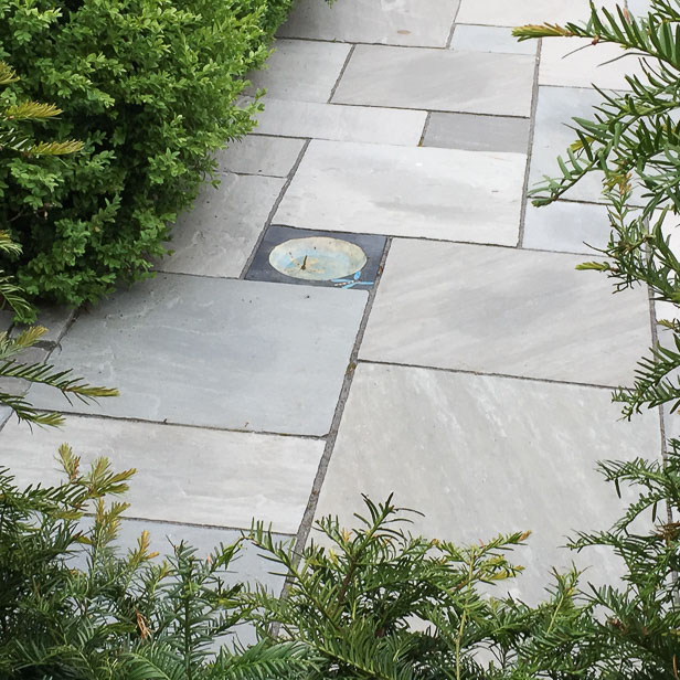 natursten sandsten Grey Sandstone Chelsea sort fuge Sandstone udstillingshaver