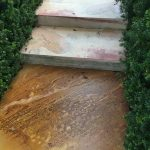 natursten sandsten Sandstone udstillingshaver specialtrin Naturel